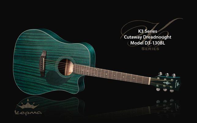 Гитара с подключением красное дерево kepma от производителя Yamaha2021