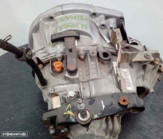 Caixa 5 Velocidades Opel Vivaro Renault Trafic Nissan Primastar 1.9Dci Ref.PK5063 PK5369