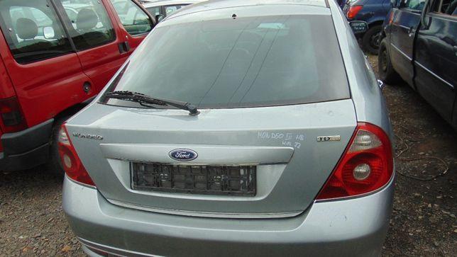 Paź#Ford Mondeo MK III klapa tylna kod lakieru 72