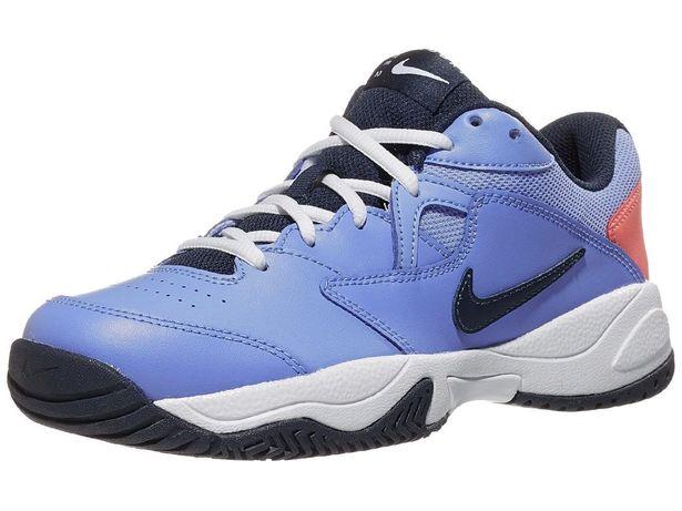 Кроссовки для тенниса Найк nike court lite 2