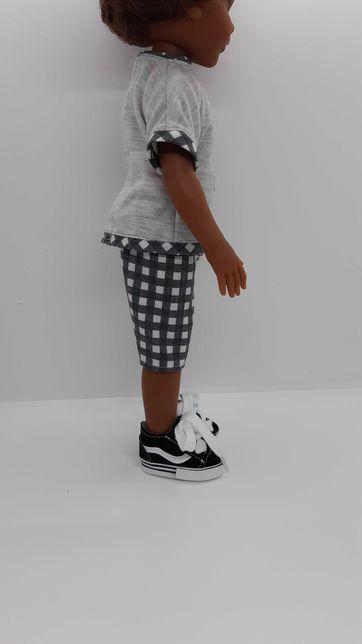 Обувь на куклу Паола Рейна