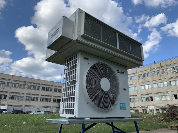 Кондиционер БУ McQuay 61 (до 200 кв.м) кассетный,канальный,потолочный