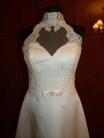 Nowa Śliczna suknia ślubna