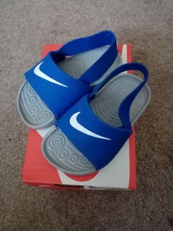Klapki chłopięce Nike