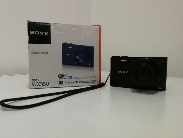 Aparat cyfrowy SONY DSC-WX350
