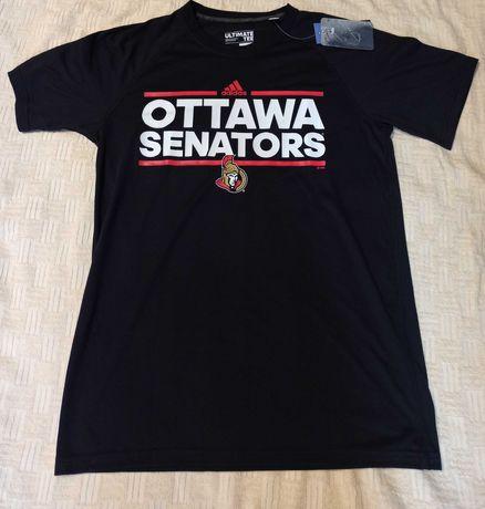 Футболка Adidas NHL Ottawa