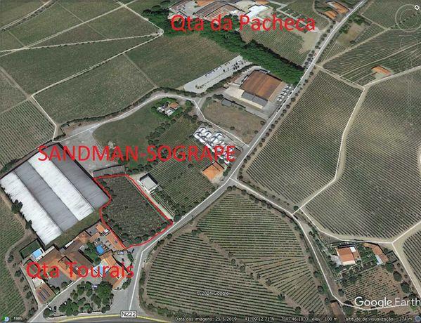 Terreno no Douro - Cambres (1km da Régua)