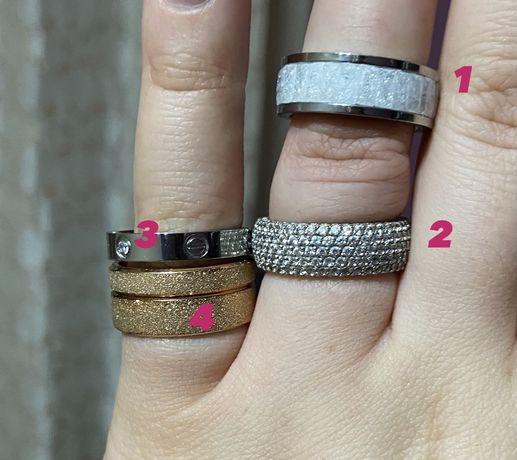 Продам кольца бижутерия кольцо