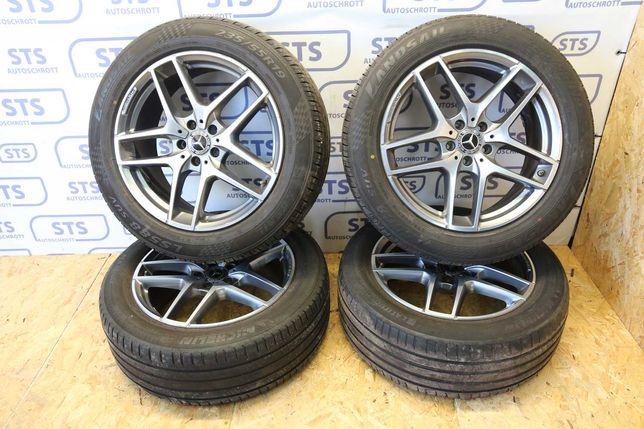 Колеса диск Mercedes-Benz GLC-Class X253 C253 AMG R19 - оригинал