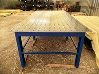 Stół spawalniczy SOLIDNY 1500x3000 BLACHA 15mm