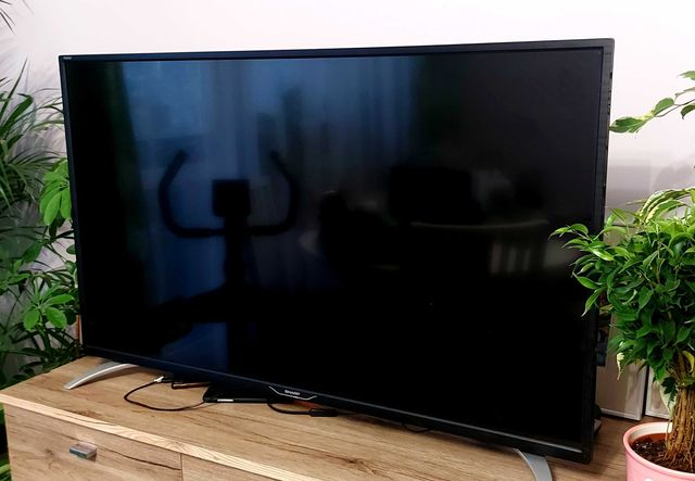 Telewizor 40 cali Sharp