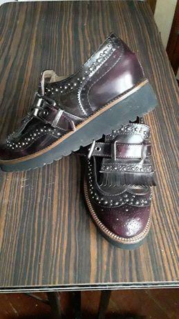 Туфлі на осінь розмір 34