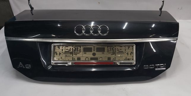 Крышка Багажника Ляда Ауди А6 С6 Audi A6 C6 Седан (2005- ) LZ9W
