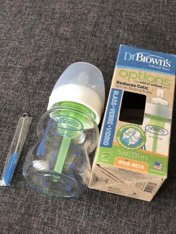 Dr. Browns бутилка нова скло (скляна) 150мл