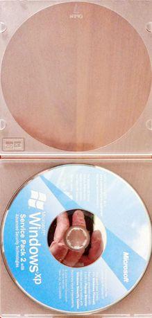 Windows XP service pack 2 - CD ORIGINAL