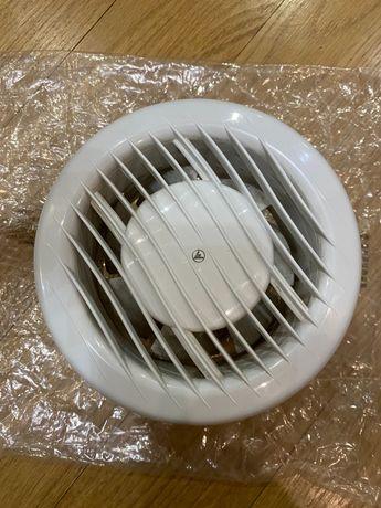 Вентилятор витяжка у ванну туалет 120mm