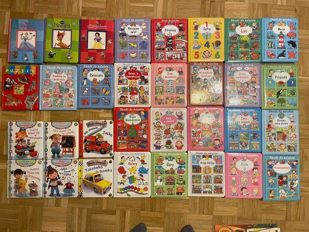 Obrazki dla maluchów i inne książki