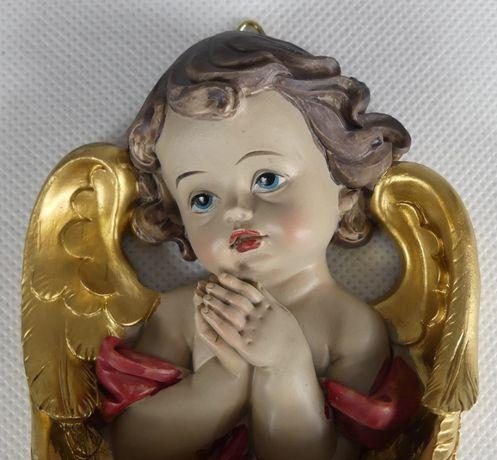 KROPIELNICA ANIOŁ amor złożone ręce chrzest