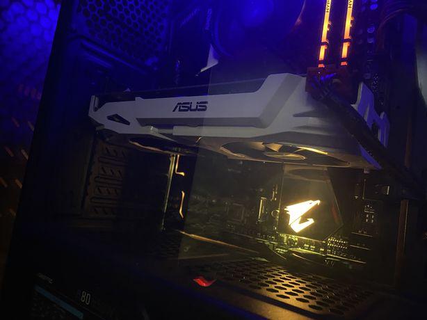 Видеокарта Asus PCI-Ex GeForce GTX 1060 6GB