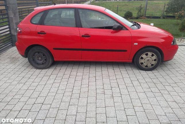 Seat Ibiza 2003 r. Seat Ibiza 1,4 TDI, 5 drzwiowy