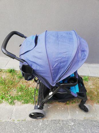 Wózek dziecięcy Baby Design, dla starszego lub wysokiego dziecka