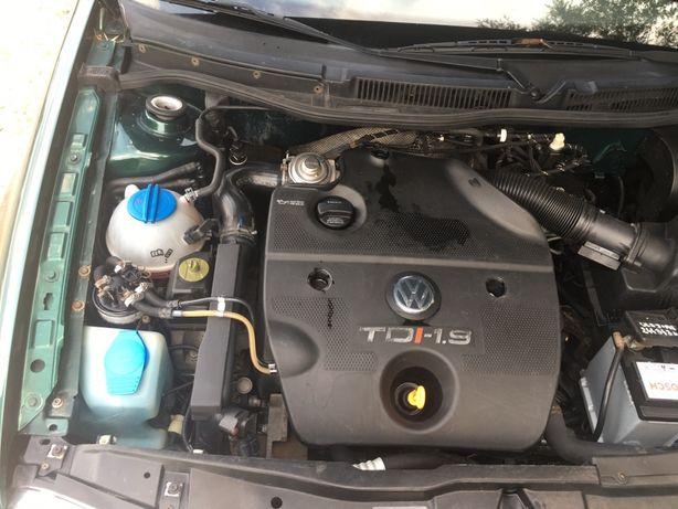VW Golf 4 IV Leon Toledo Oktavia 1.9 TDI AHF 110 silnik igla