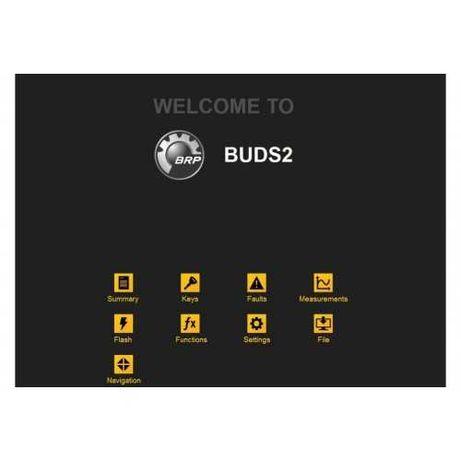 BUDS-2 Licencja na diagnostykę BRP