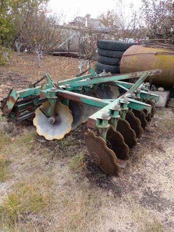 Для трактора насадка