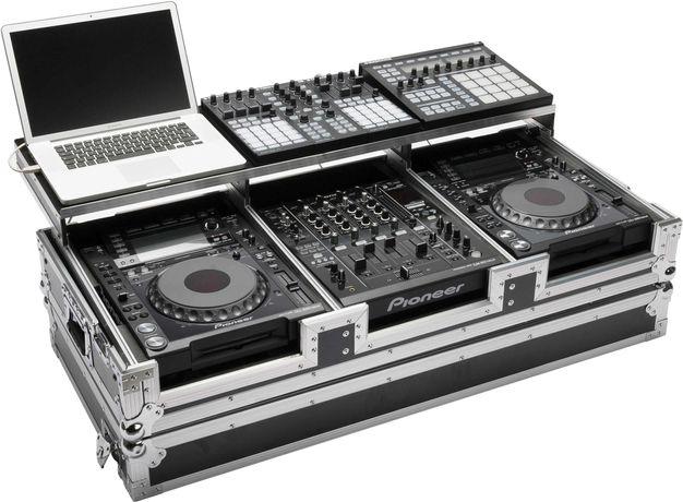 Magma CASE z półką na laptopa DJ Pioneer CDJ 2000/900 DJM 900/750