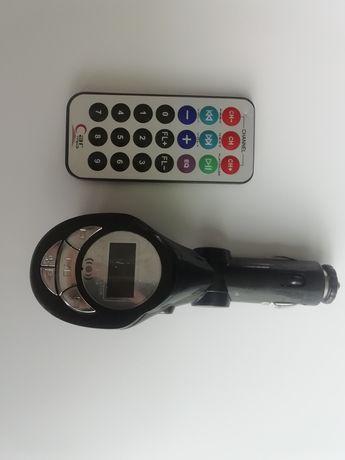 MP3 fm modulator sd mmc usb