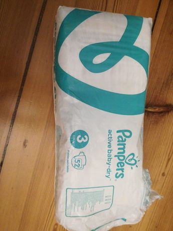 Pampers active baby dry 3  6-10 kg