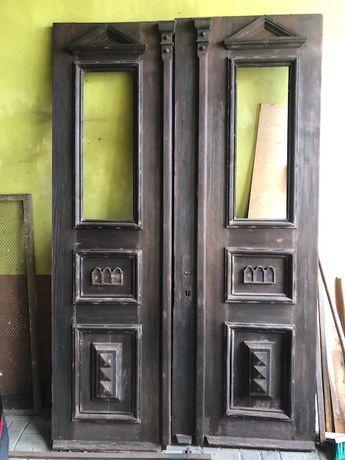Drzwi stylowe z 1924 r