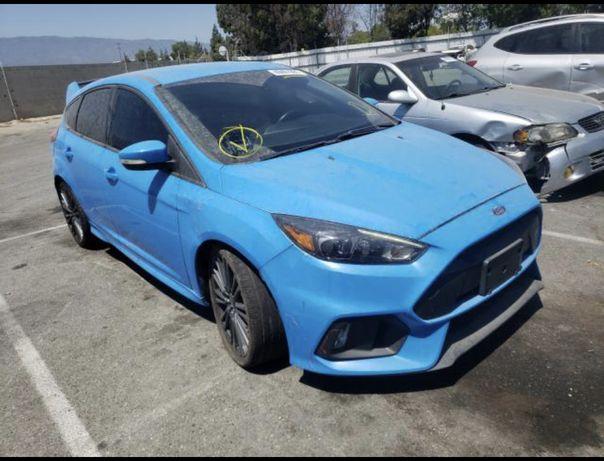 Ford focus RS из США