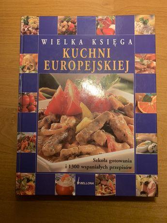 Wielka księga kuchni europejskiej