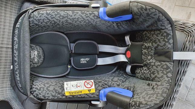 Автокресло для новорожденных BRITAX-ROMER BABY-SAFE i-Size (Mystic Bla