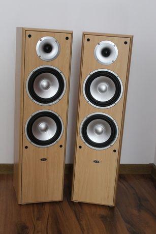 ELTAX Kolumny głośniki piękne stylowe słupki 3 way bass reflex Wysyłka