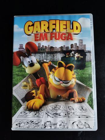 Filme Garfield Em Fuga