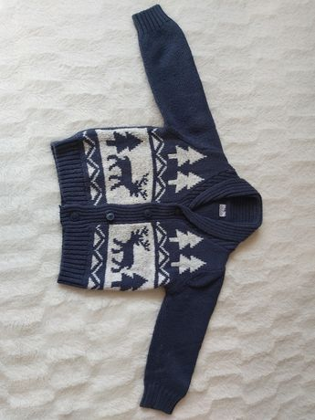 Sweter chłopięcy f&f