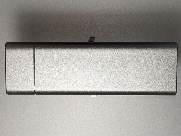 Внешний SSD • 128GB • USB Type-C™ • USB-A • SSD SanDisk • 3D NAND