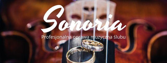 Profesjonalna oprawa muzyczna ślubu WIOLONCZELA / SKRZYPCE / FORTEPIAN
