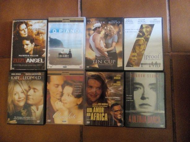 Romances em Dvd