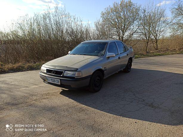 Opel vectra a 2.0 газ/бензин