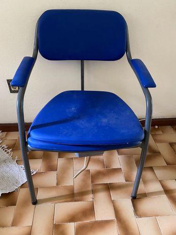 Cadeira higiénica