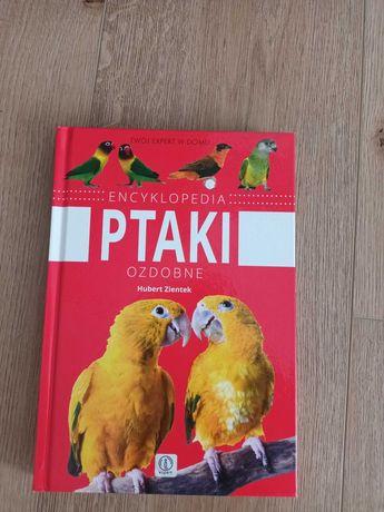 Książka o ptakach ozdobnych - encyklopedia