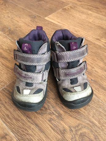 Зимние ботинки Ecco 22, ботинки ессо