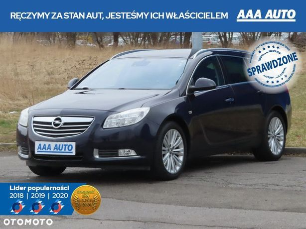 Opel Insignia 2.0 CDTI, Skóra, Navi, Klimatronic, Tempomat, Parktronic