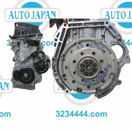 Двигатель K24V7 Honda CR-V хонда црв мотор Б/У бу