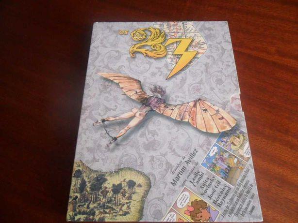 """""""Os 23"""" de Martim Avillez e Alex Skorupski - 1ª Edição de 2001"""