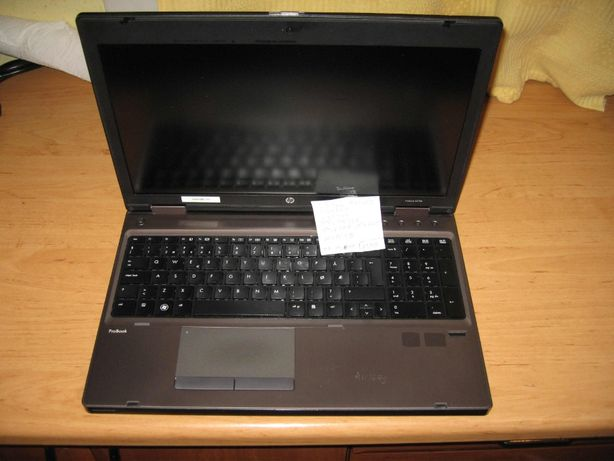 Nowy Aluminiowwy Mocny laptop HP intel i5 15.6 CALA LED