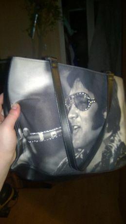torebka z Elvisem